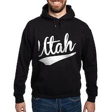 Utah, Retro, Hoodie
