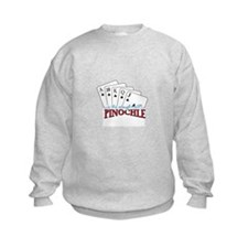 is this enough-meld PINOCHLE Sweatshirt