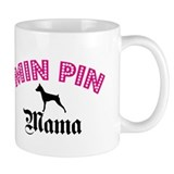 Min Pin Mama Coffee Mug