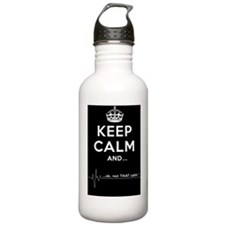 Keep Clam but not soo  Water Bottle