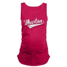 Wharton, Retro, Maternity Tank Top