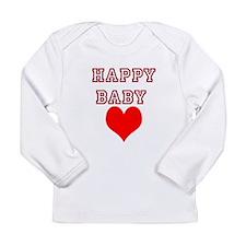 Cute Creative baby shower Long Sleeve Infant T-Shirt