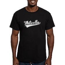 Whiteville, Retro, T-Shirt
