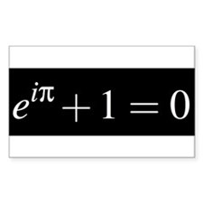 Funny Mathematics Decal