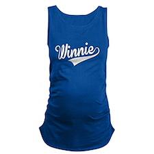 Winnie, Retro, Maternity Tank Top