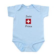 Swiss Prince Body Suit