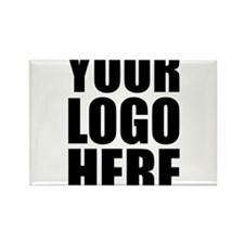 Your Logo Here Personalize It! Magnets