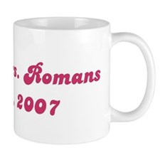 Future Mrs. Romans  July 7, 2 Mug