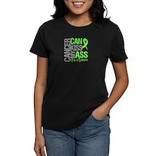 Lymphoma Cancer Can Kiss My Ass T-Shirt