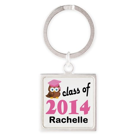 Class Of 2014 custom Keychains