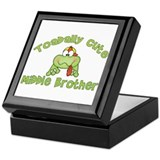 Toadally Cute Middle Brother Keepsake Box