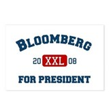 Michael Bloomberg for President Postcards (Package