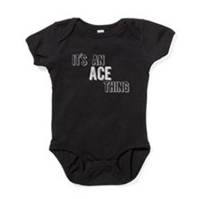 Its An Ace Thing Baby Bodysuit
