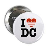 I Love DC Button