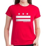 Washington DC Flag Tee