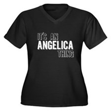Its An Angelica Thing Plus Size T-Shirt