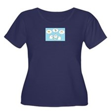 Found Some Eggs Plus Size T-Shirt