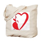 lovebunny Tote Bag