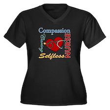 Nurse Plus Size T-Shirt