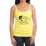 Blown Job Impeachment Tank Top Shirt