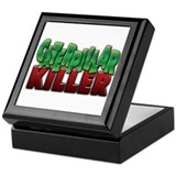 Caterpillar Killer - Keepsake Box