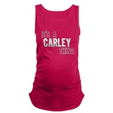 Its A Carley Thing Maternity Tank Top