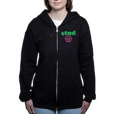 Rude Women's Zip Hoodie