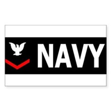 Cute Navy rank insignia Decal