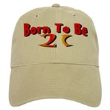 Born To Be 21 Baseball Cap