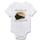 Cute Ship Infant Bodysuit