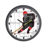 Hockey Wall Clock