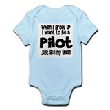 WIGU Pilot Uncle Onesie