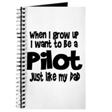 WIGU Pilot Dad Journal