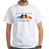 Funny Fire and ice Shirt