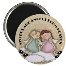 "Unique Sister 2.25"" Magnet (10 pack)"