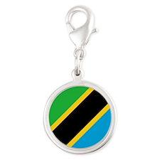 Flag of Tanzania Charms