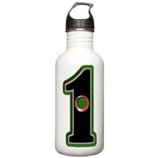 Hole in One Grass Cuto Water Bottle