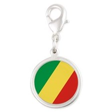 Flag of the Republic of the Congo Charms