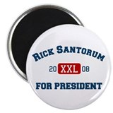 Rick Santorum for President Magnet