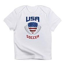 Cute Soccer Infant T-Shirt