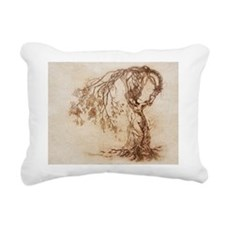 Cool Mother earth Rectangular Canvas Pillow
