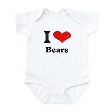 I love bears  Onesie