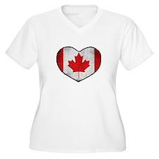 Canadian Heart T-Shirt