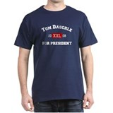 Tom Daschle for president T-Shirt