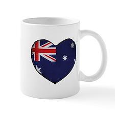 Australian Heart Mug