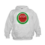 STOP food allergies. Hoody