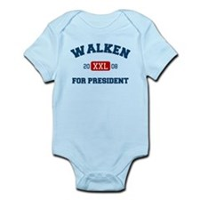 Walken for President Infant Bodysuit