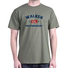 Walken for President T-Shirt