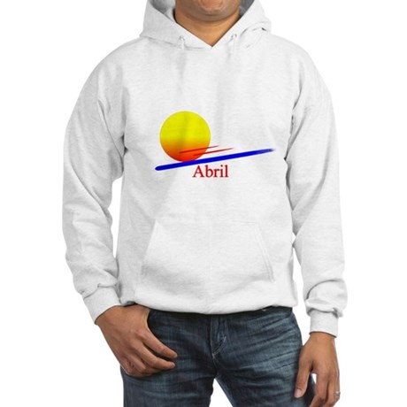 Abril Hooded Sweatshirt