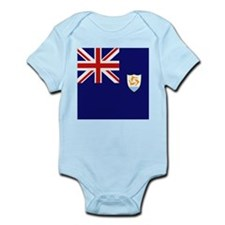 Flag of Anguilla Body Suit
